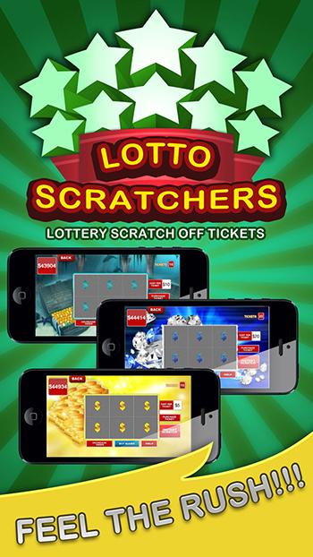 Lotto Scratchers