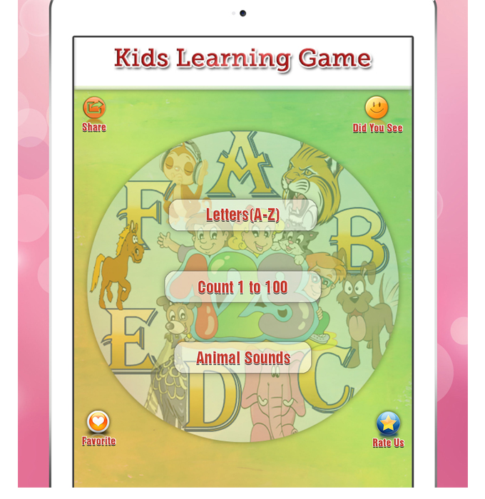 Kids Learning Game